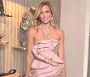 Spring Shopping with 'Extra's' Renee Bargh!