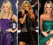 Vote! Which Carrie Underwood Dress Looked Best at ACMAs?