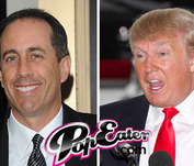 Jerry Seinfeld on Donald Trump: 'I Love Him'