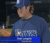 Video! Baseball Player Evan Longoria Makes a Heroic Catch