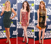 Vote! MTV Movie Awards Best Dressed
