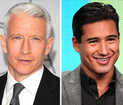 Vote! Who Has Better Hair, Anderson Cooper or Mario Lopez?