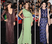 Breaking Down the 'Breaking Dawn' Red Carpet Fashion
