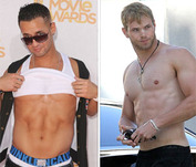 Abs Face-Off: The Situation vs. Kellan Lutz