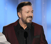 Best Ricky Gervais Quips from the Golden Globes