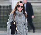 Vote! Do You Like Pippa's All-Grey Look?