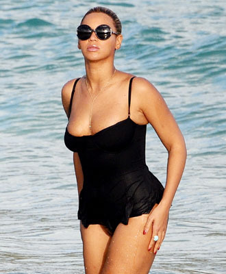 Photos! Beyonce's Bikini Body