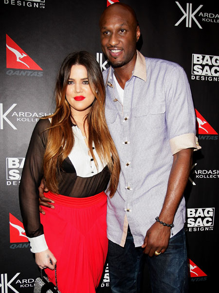 Khloe Kardashian Plans Romantic Rebound for Bounced Lamar