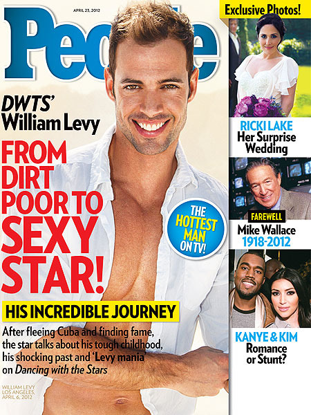 Sexy William Levy is Feeling the Love