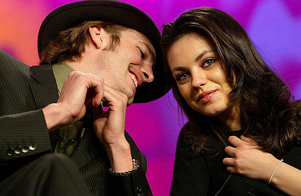 Are Ashton Kutcher and Mila Kunis Dating?