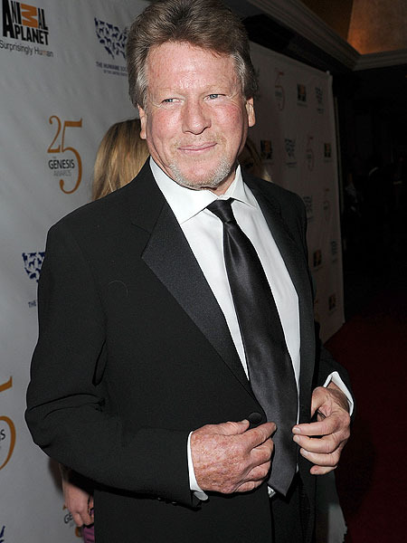 Ryan O&#039;Neal Battling Cancer