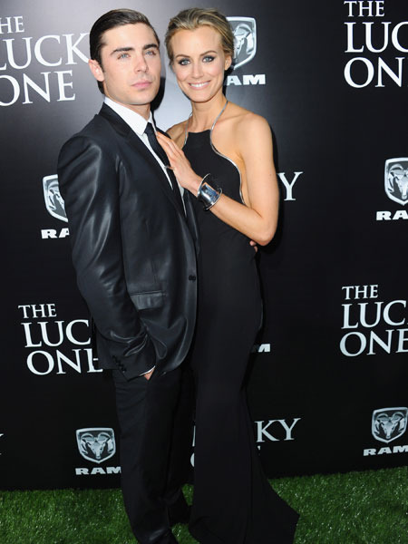"Photos! At ""The Lucky One"" Premiere"