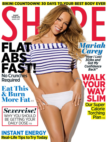 Mariah Carey Opens Up About 30-Pound Weight Loss