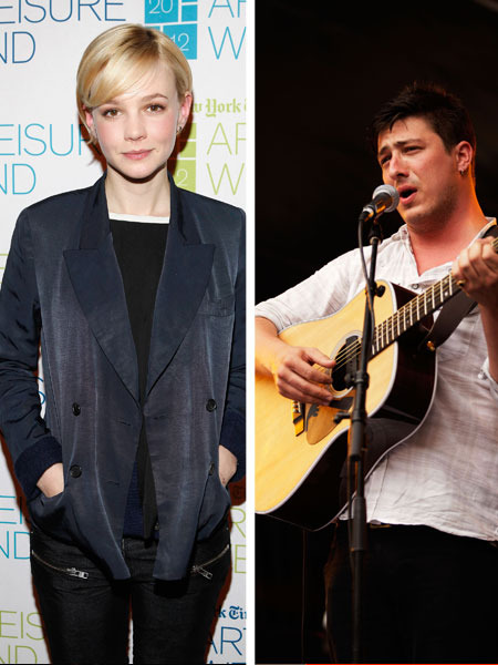 Carey Mulligan and Marcus Mumford &#039;Can&#039;t Wait&#039; to Marry  