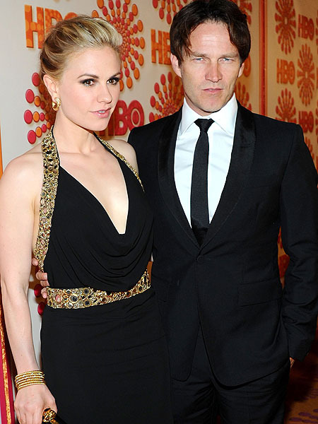 Anna Paquin and Stephen Moyer Expecting Their First Child