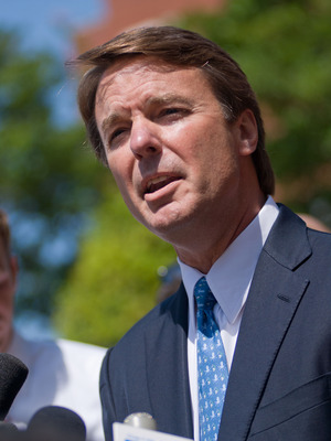 Extra Scoop: John Edwards Calls His Mistress a 'Crazy Slut'