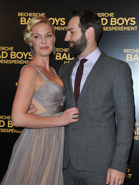 Katherine Heigl and Josh Kelly Adopt Baby #2!