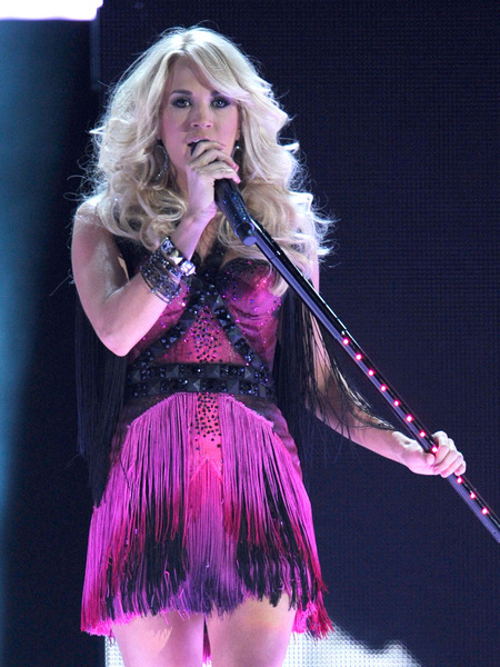 Carrie Underwood's 5 Must-Haves on Tour