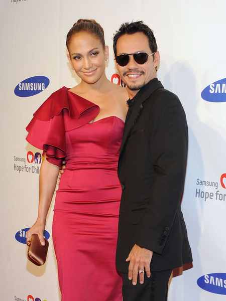 J.Lo and Marc Anthony Divorce: No Battle over Kids or Cash