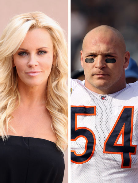 Extra Scoop: Jenny McCarthy and Brian Urlacher Heat Up