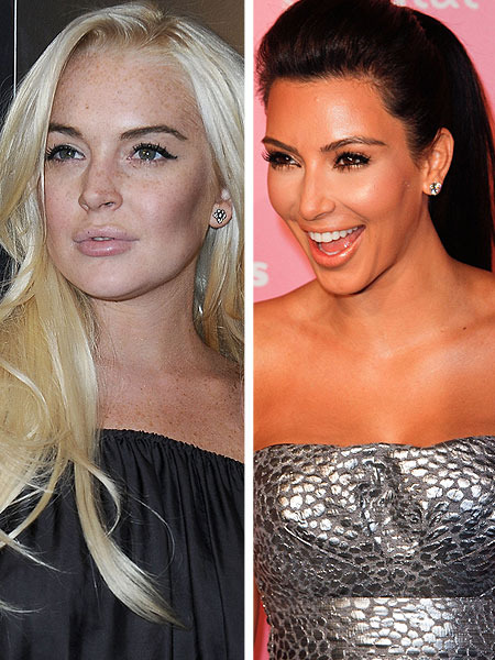 Lindsay Lohan and Kim Kardashian to Attend White House Correspondents&#039; Dinner