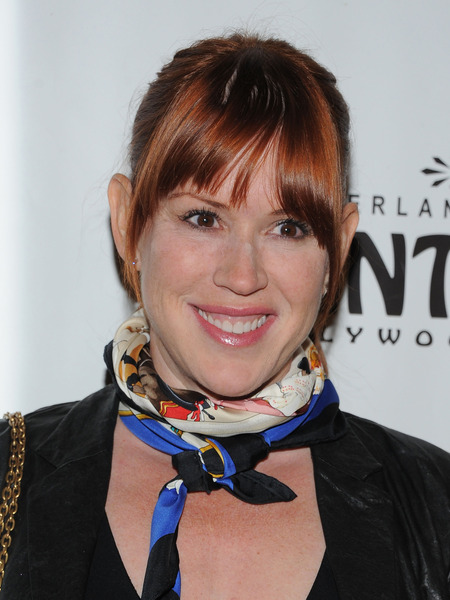 Molly Ringwald's Beauty Secret: 'I Drink the Blood of Kristen Stewart'