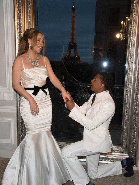 Mariah Carey and Nick Cannon Say 'I Do'... Again?
