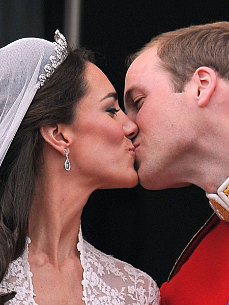 Prince William and Kate Middleton Celebrate First-Year Anniversary... Quietly