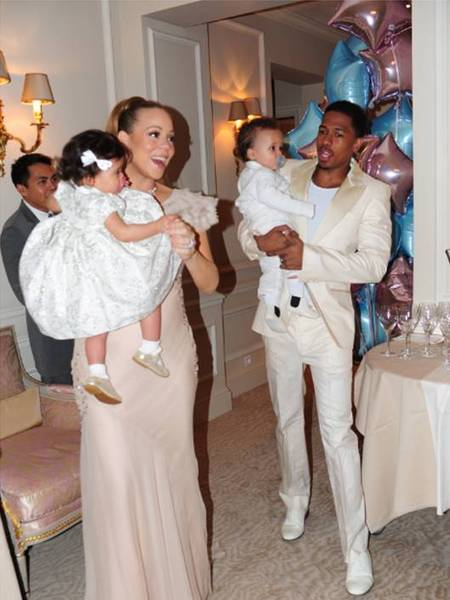 Pic! Mariah Carey and Nick Cannon Celebrate Twins&#039; Birthday