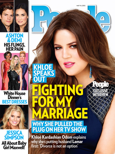 Khloe Kardashian Fights for Her Marriage: &#039;Divorce is Not an Option&#039; 