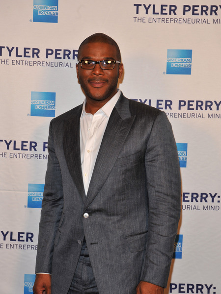 Tyler Perry Studio Survives Fire