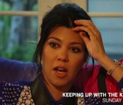 Video! Kourtney Kardashian in Tears: 'Obviously Scott and I Have Problems'