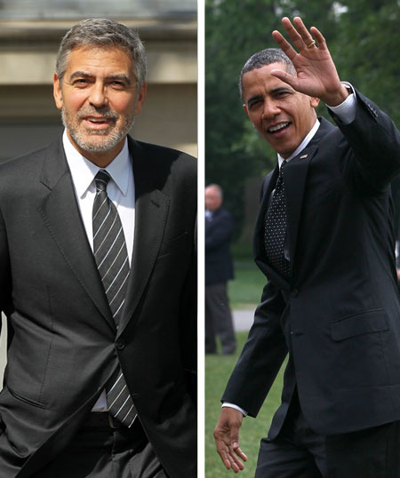 George Clooney to Host Million-Dollar Obama Fundraiser in L.A.