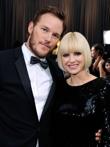 Anna Faris Pregnant with First Child! The 35-year-old