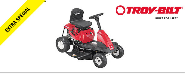 Win It! A Troy-Bilt Neighborhood Rider