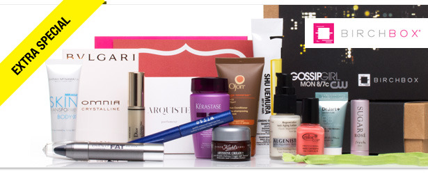 Win a &#039;Gossip Girl&#039; Birchbox and 3-Month Subscription