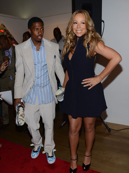 Mariah Carey on Nick Cannon&#039;s &#039;Bromance&#039; with Howard Stern