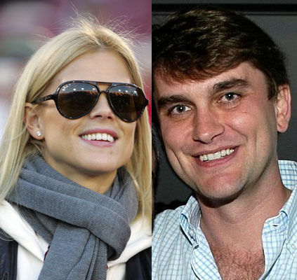 Tiger&#039;s Ex, Elin Nordegren, Heats Up with Billionaire BF?