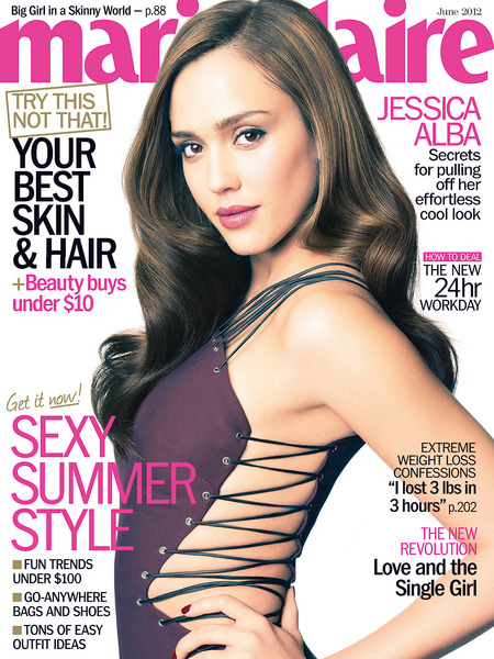 Jessica Alba on Being Labeled &#039;Sexy&#039;: &#039;It Made Me Uncomfortable&#039;