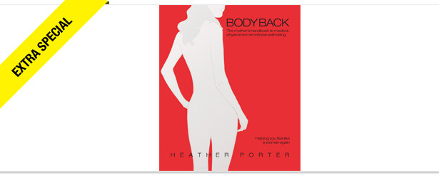 Win It! A Copy of 'Body Back'