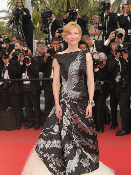 The Extra List: 12 Most Outrageous Gowns at Cannes