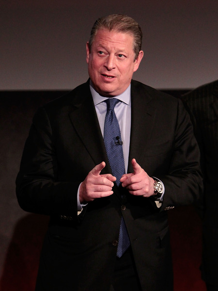 Who Is Al Gore&#039;s Girlfriend? 
