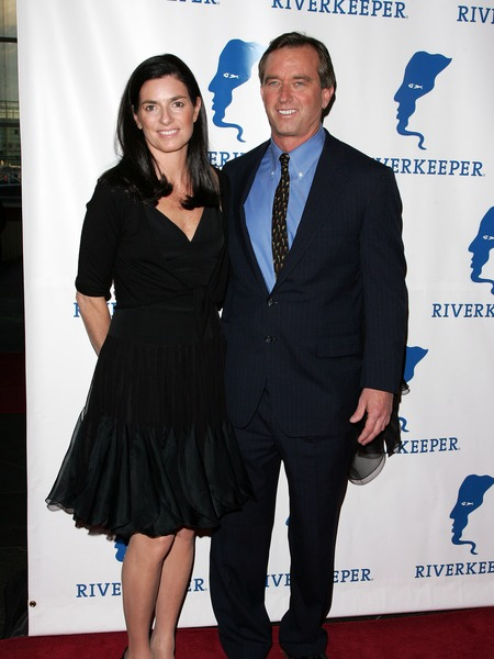 RFK Jr.'s First Words About Wife's Suicide