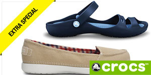 Win It! A $50 Gift Card to Crocs.com
