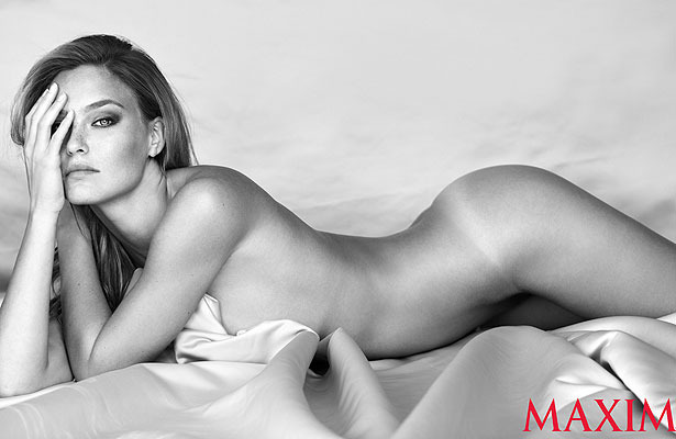 Bar Refaeli Tops Maxim Hot 100 List