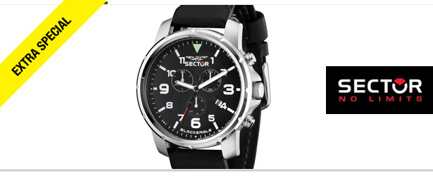 Win It! A Black Eagle Watch by Sector