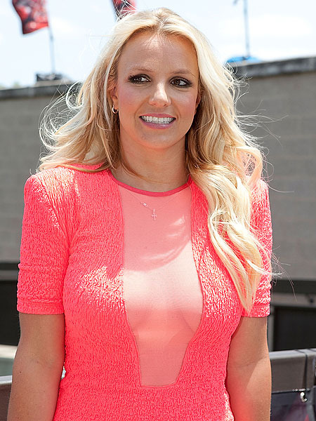 Report: Britney Spears Walks Out of First 'X Factor' Auditions?