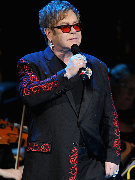 Elton John Hospitalized, Cancels Concerts