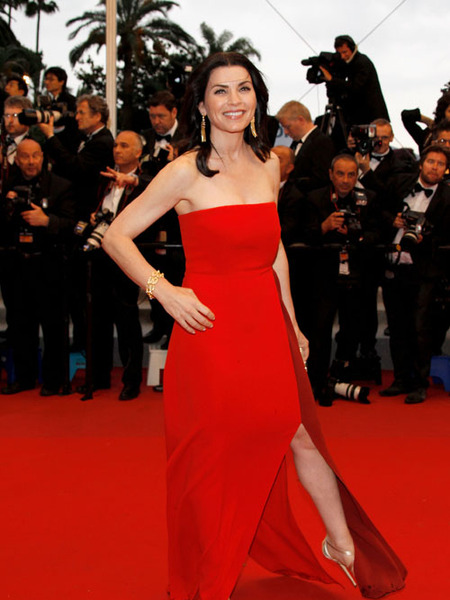 Photos! Julianna Margulies' Best Red Carpet Looks
