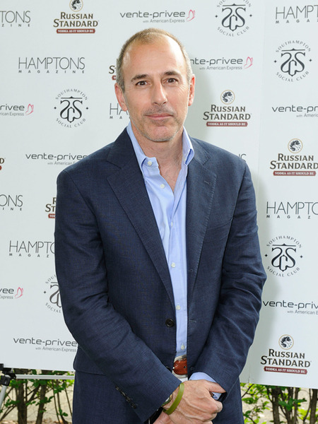 Matt Lauer Talks 'Today,' Howard Stern and His Horse Farm in the Hamptons